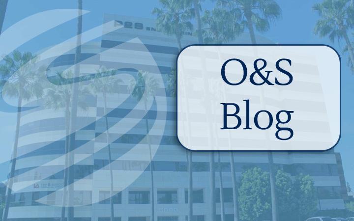 O&S Blog